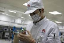 Huawei, le géant chinois, va recruter des centaines de chercheurs en Europe
