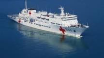 Amitiés sino-océaniennes : énorme succès pour le navire-hôpital