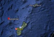 Séisme de magnitude 6,7 au Nord de Guam