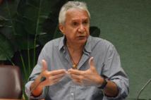Roland Oldham, le président de l'association Moruroa e Tatou continue de défendre les dossiers des victimes des essais nucléaires même si les espoirs de la loi Morin sont régulièrement déçus.