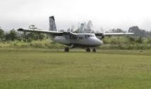 Crash d'un Twin Otter en Papouasie-Nouvelle-Guinée