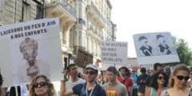 Des centaines de milliers de manifestants contre le changement climatique