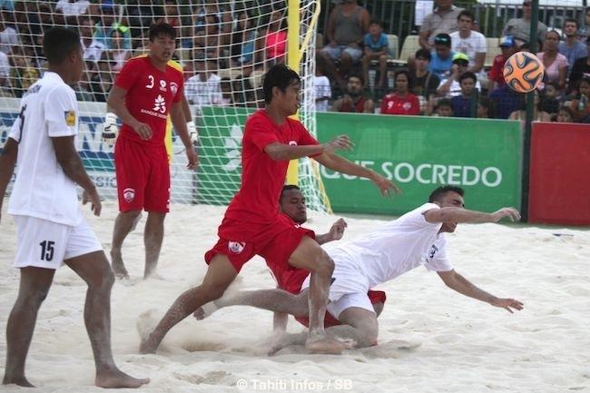 Beach soccer – Tiki Toa vs Angleterre : bilan sur les deux victoires contre la nation qui a inventé le football !