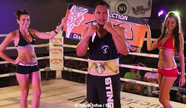 Boxe – Challenge Maco Nena : Amoroa Atiu prend la ceinture à Ariitea Putoa !