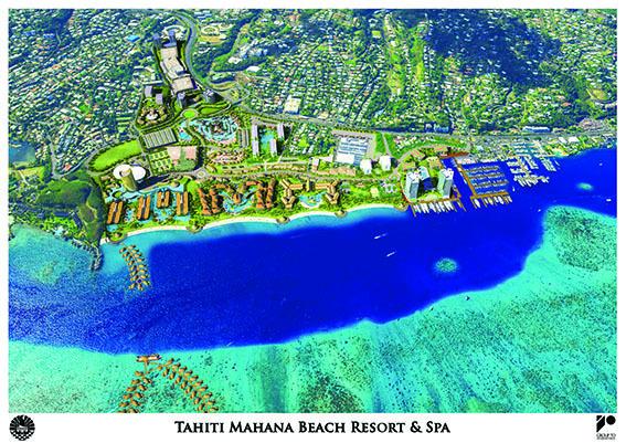 Mahana Beach : le Pays fait le ménage et lève le pied