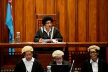 Jiko Luveni, Première Présidente du Parlement fidjien. (Source photo : ministère fidjien de l'information)
