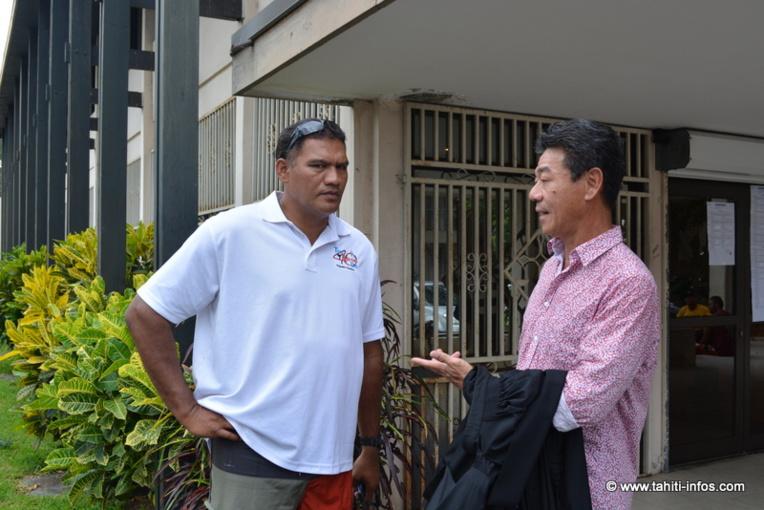 Tauhiti Nena dénonce « de nombreuses fraudes » lors des municipales à Papeete