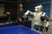 Du robot pongiste au GPS tactile, un aperçu du futur au Ceatec