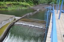 Captage d'eau sur la Punaru'u pour alimenter la commune de Punaauia (Photo  http://www.punaauia.pf)