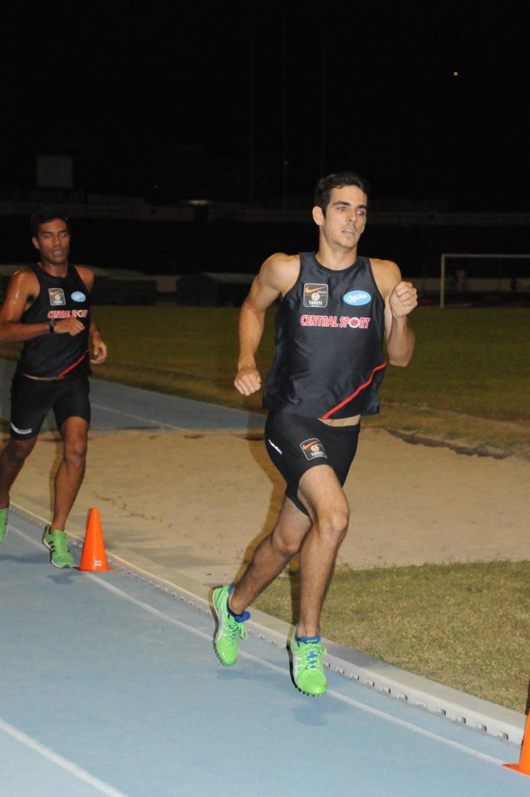 Athlétisme – Challenge des sauts et lancers : 2 records de Polynésie pour Louis Ligerot !