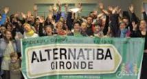 """Climat: 15.000 visiteurs au """"village"""" d'Alternatiba Gironde à Bordeaux"""