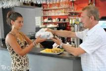 """Le """"doggy bag"""", solution contre le gaspillage alimentaire promu en Rhône-Alpes"""