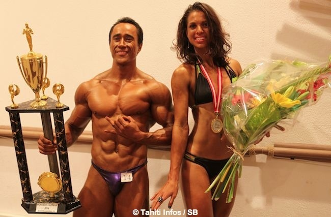 Stéphane Matke et Ma-Terena Vivish les gagnants de la soirée