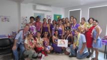 14 personnes formees au metier d 39 auxiliaire de vie aupres dadultes pour matahiapo et personnes fragilisees par un handicap