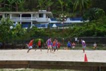 Faa'a : Inter quartiers Beach soccer