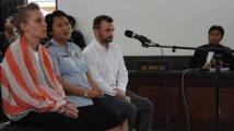 Indonésie: quatre mois de prison requis contre les deux journalistes français