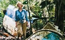Rescapée d'une catastrophe aérienne, elle plaide pour l'Amazonie qui l'a sauvée