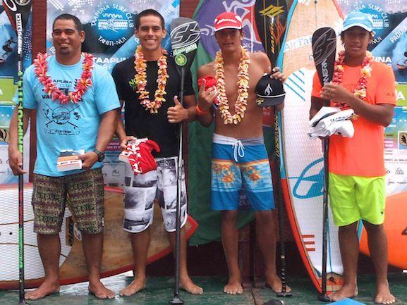 Paddle surf, bodyboard – Vai-Paraoa Trophy : Poenaiki Raioha et Tahiri Tehei aux premières places !
