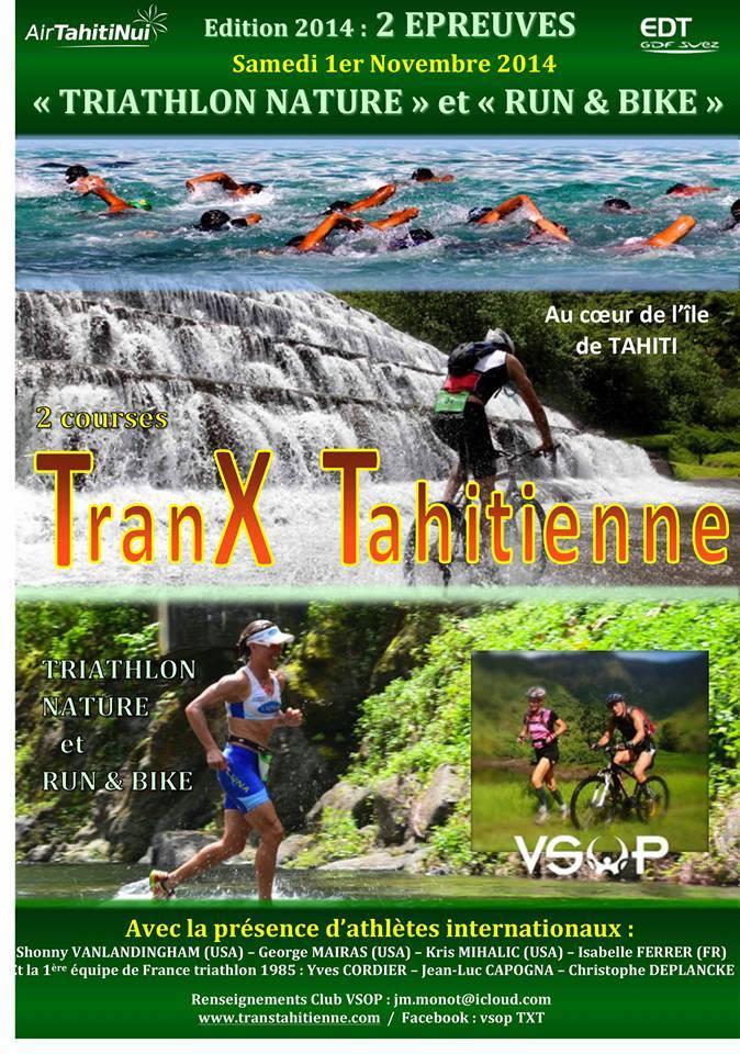 La Tranx Tahitienne, en partenariat avec Edt et Air Tahiti Nui