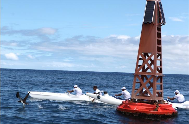 Arenui Race: L'équipe B d'EDT s'envole vers la victoire
