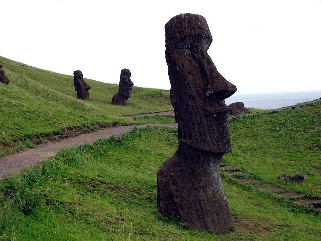 Des liens génétiques entre les Rapa Nui et les Amérindiens