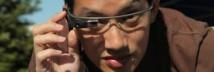 Angle mort à droite avec les lunettes Google, selon une étude