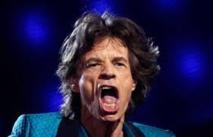 Mick Jagger a mal à la gorge: une date de la tournée australienne des Stones annulée