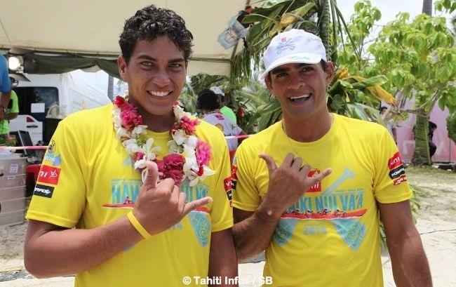 Hawaiki Nui 2014 : les réactions des équipes du Top 6 !