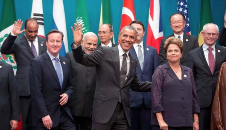 Au G20, prière de s'appeler par le prénom, c'est plus chaleureux