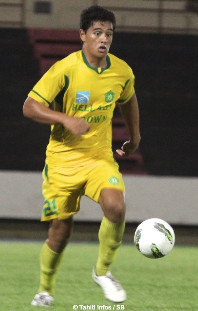 Football – Coupe de France : Tefana perd 2-1 contre Noisy-le-sec, le football tahitien progresse.