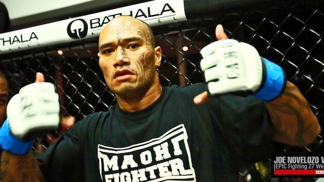 James Morohi un des précurseurs du MMA Tahitien