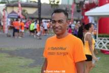 Course à pied – 'Air Tahiti Nui Urban Run' : grosse affluence pour la première édition.