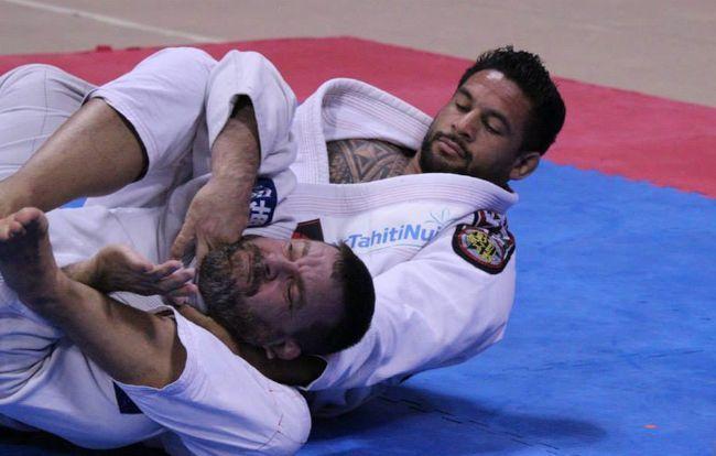 Jiu Jitsu brésilien – championnats du monde SIJJF : Dany Gérard encore double médaillé d'or