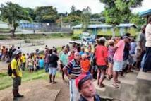 Des candidats indépendants dominent les législatives aux îles Salomon