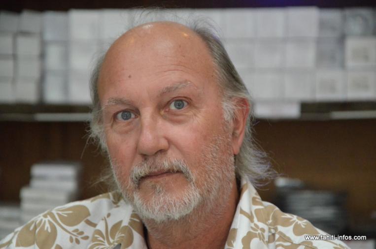"""""""Je persiste à penser qu'il n'y a pas de réelle volonté de la part des politiques de ce pays de développer l'économie"""", affirme Patrick Genet qui assure représenter la société Aquakita prête à investir 2,5 millards Fcfp pour la création d'un parc aquatique"""