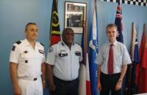 Côté français aussi, jeudi, le nouvel ambassadeur en poste à Suva, Michel Djokovic, a lui aussi officiellement remis ses lettres de créance au Chef de l'État fidjien.