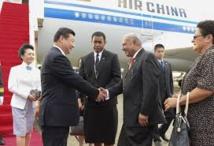 Pour la Chine, la visite officielle de trois jours à Fidji du Président Xi Jinping, a servi à conforter des relations déjà florissantes avec Suva