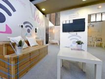 Inauguration de la maison du futur à Lille truffée de gadgets numériques