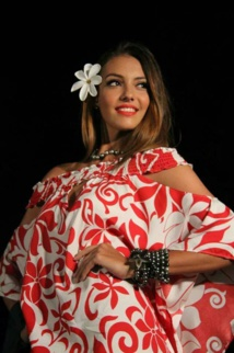 hereata ellard prete pour l 39 election de miss earth samedi