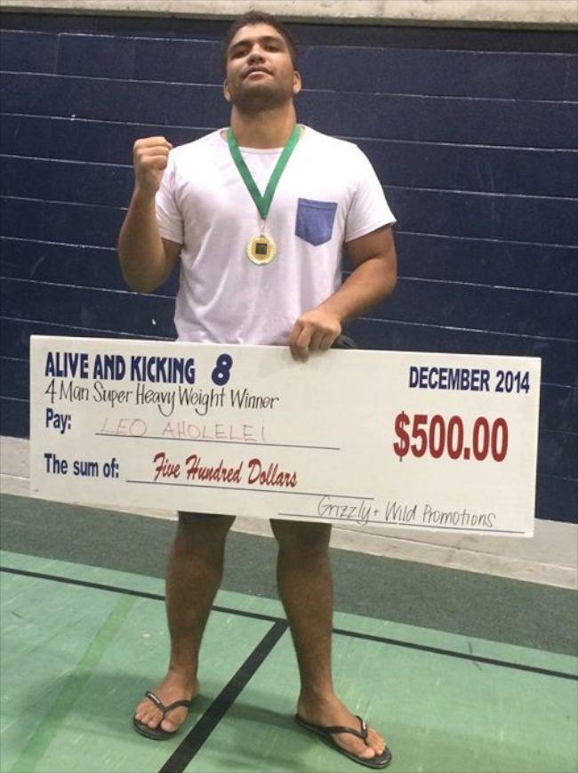 Art martial K 1– Alive & Kicking (NZ) : Henri Burns impressionnant en catégorie Super Lourd