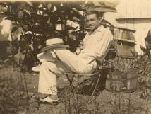 Le caporal Robert Lequerré : Tahitien mort pour la France en 1940