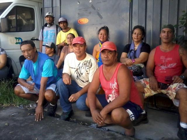 Des travailleurs d'APRP ont arrêté jeudi le travail pour réclamer le versement de leur salaire du mois de novembre.