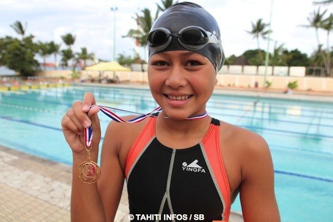 Leilani Wong foo une championne à l'avenir prometteur
