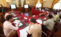 La réunion du comité de pilotage du 3e instrument financier ce mardi à la Présidence de Polynésie