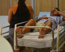 Les accueils des urgences au CHPF ont reçu un afflux de patients depuis le début de l'épidémie de chikungunya.