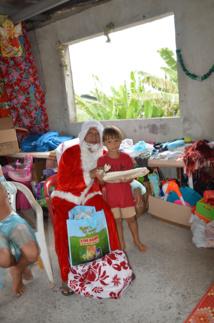 Ta'urua i Faa'a - Noël des enfants