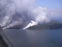 Nouveau réveil volcanique à Vanuatu