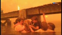 Indemnités records pour les rescapés des incendies de 2009 en Australie