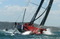 Sydney-Hobart: Comanche part en tête avant le gros temps