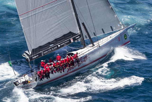Sydney - Hobart: Wild Oats XI en tête, abandon de Perpetual Loyal